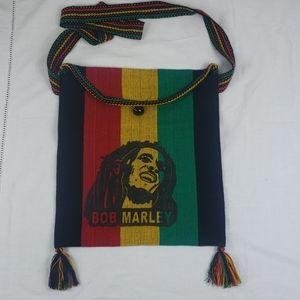 Handbags - Bob Marley bag crossbody tassels